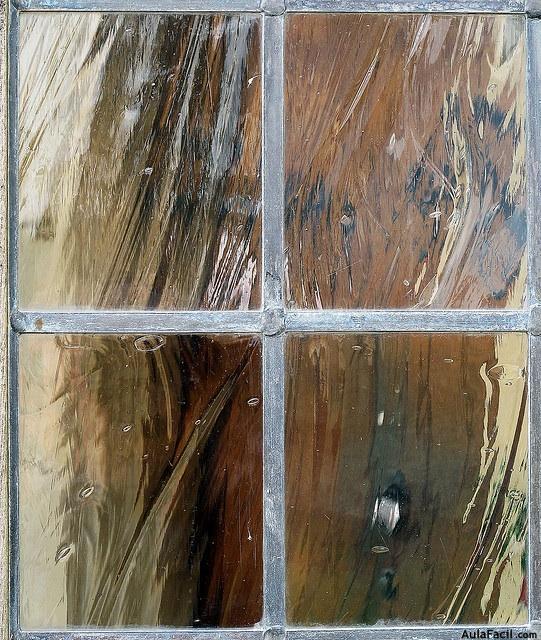 vidrio antiguo