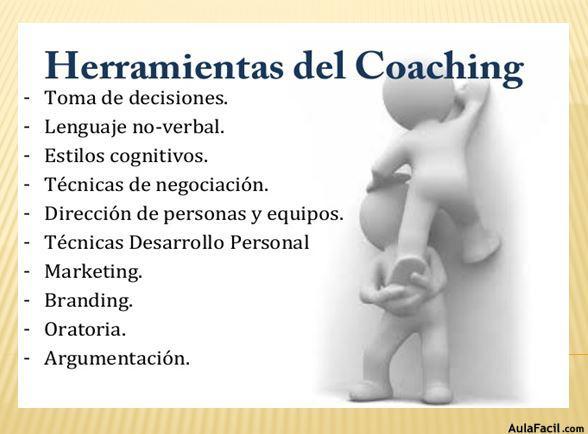 Herramientas del Coaching