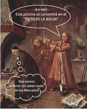 El alquimista. Pietro Longhi